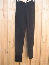 As New BETSEY JOHNSON WOOL LEGGINGS CIGARETTE PANTS