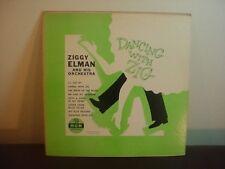 10 INCH JAZZ LP ZIGGY ELMAN on MGM 1952 E-163 ~ Dancing With Zig