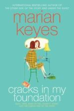 Cracks in My Foundation: Bags, Trips, Make-up Tips, Charity, Glory,-ExLibrary