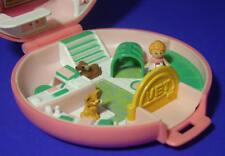 Polly Pocket Mini ♥ Tierstation ♥ Animal Hospital ♥ 100% Komplett ♥ 1989 ♥