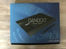 Bamboo Pen and Touch, great condition.  Box and all parts included.