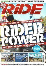 RiDE: MT-07 Yamaha MT-09 Ducati Monster 1200 Honda NC750X KTM 1290 Super Duke R