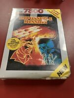 Atari 7800 IMPOSSIBLE MISSION Video Game FACTORY SEALED RARE