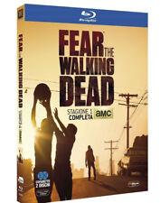 FEAR THE WALKING DEAD - STAGIONE 01 (2 BLU-RAY) SPIN-OFF con Kim Dickens