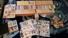 Huge Baseball Card Collection LOT