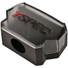 T-Spec V12Db-1144 1/0-Gauge In/Four 4/8-Gauge Out Compact Block Distribution