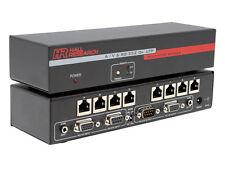 Hall Research UV232A-8S 1x8 VGA/Audio/RS232 Over UTP Extender (Sender) Splitter
