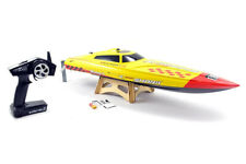 Vector Pro Angry Shark 798-2 2.4G 2Ch Brushless Rc Boat Artr Metal Propeller Rc