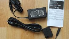 Fujifilm Netzteil AC-9V AC Power Adapter CP-W126 CP-W126s