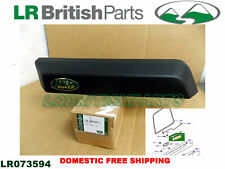 GENUINE LAND ROVER HANDLE REAR END DOOR TAILGATE HANDLE LR3  NEW LR073594