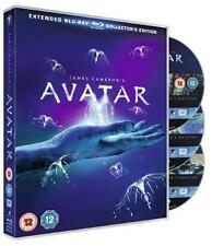 AVATAR- EXTENDED COLLECTORS EDITION - BLURAY BRAND NEW