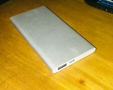 MI Portable Power Bank by Xiomi 5000mAh in White Used