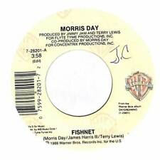 "Morris Day - Fishnet - Import - 7"" Record Single"