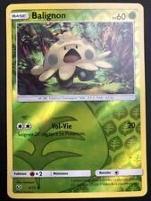 Carte Pokemon BALIGNON 4/73 Reverse Soleil et Lune 3,5 SL3.5 FR NEUF