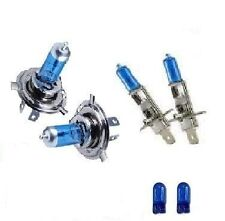 PEUGEOT 206 98- XENON HEADLIGHT FOG BULBS HID SET