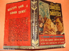 Great Comedies made into Movies mini-book 1945 Little Miss Marker, Alibi Ike +