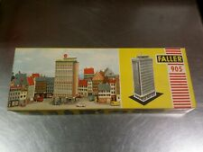 NOS Faller 905 HO Scale Hochhaus Skyscraper Building Plastic Model Kit, Germany
