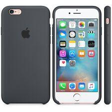 Funda SILICONE para iphone 5 5s SE / 6 6s  y 6 6s plus máxima Calidad silicona