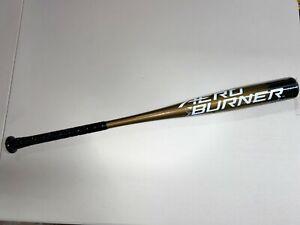 Adidas 2019 Aeroburner -3 BBCOR Baseball Bat Aluminum 33 in 30 oz Black Gold