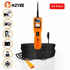 KZYEE KM10 Car Circuit Tester Electrical System 12V/24V Volt Power Scan AVOmeter