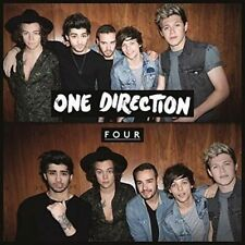 Four [LP] by One Direction (UK) (Vinyl, Dec-2014, 2 Discs, Syco Music)