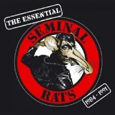 Seminal Rats - The Essential Rats (1984-1991) 2 CD  27 Tracks Alternative Neu