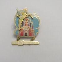 Disney WDW Retro Walt Disney World Resort Collection Tinker Bell Pin
