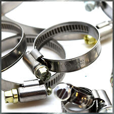 Heavy Duty Stainless Steel Hose Clamps High Quality Pipe Tube Clips Wide Range