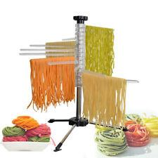 Rotary Pasta Drying Rack Bracket Foldable Fan Noodles Sanitary Drying Rack