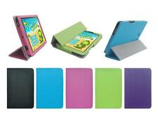 for Dell Venue 8 3830 Tablet PU Leather Folding Folio Skin Cover Case
