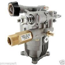 "Horizontal Pressure Washer Pump Aluminum Head 2400 psi Fits Most 3/4"" Shaft"