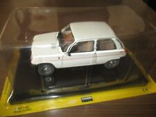 RENAULT 5 ALPINE SCALA 1:24  QUATTROTUOTE COLLECTION IN BLISTER