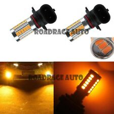 2X 9006 HB4 High Power LED Yellow 6000K 60W Fog Light LED Driving Lamp Bulb DRL