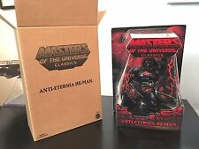Masters of the Universe MOTU Classics Anti-Eternia Black Nemesis HE-MAN