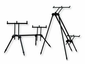 Prologic Tri-Sky 3 Rod Pod (Black)