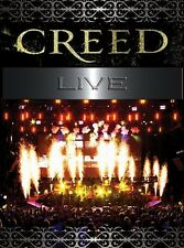 Creed: Live (2009, DVD NEUF) 094922488312
