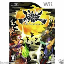 Used Wii OboroMuramasa Oboro Muramasa Nintendo JAPAN JP JAPANESE JAPONAIS IMPORT
