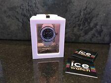 Ice-Watch ICE-SILI Ice-White Armbanduhr für Unisex SI.WK.B.S.11