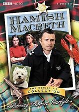 Hamish MacBeth: Series 1-3 Collection, Good DVD, Robert Carlyle,