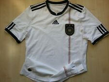 DEUTSCHLAND adidas DFB-Football-Trikot-Shirt-Jersey S nw.Germany WM-2010 selten