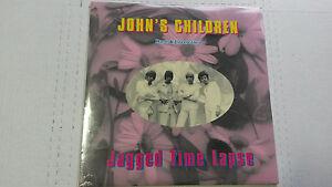 JOHN'S CHILDREN - Jagged Time Lapse (Rare & Unreleased) Scellé Marc Bolan T-Rex