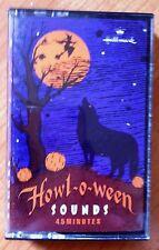 Hallmark HOWL-O-WEEN SOUNDS: VINTAGE HALLOWEEN CASSETTE OF SOUNDS & MUSIC (1987)
