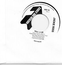JACKIE ROSS   TRUST IN ME / MARVIN GAYE  LUCKY LUCKY ME     NSS Re-Issue