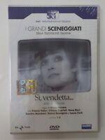 Sì, Vendetta... - Serie Completa - DVD Grandi Sceneggiati -COMPRO FUMETTI SHOP