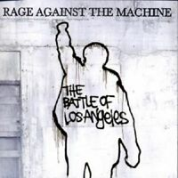 Rage Against The Machine - The Battle Of Los Angeles ( CD, 1999 )