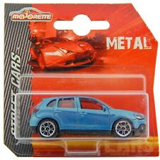 "Mitsubishi ASX Blue Majorette Street Cars 292H 1:57 1:64 2013 3"" inch Toy Car"