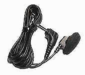 Alinco EME-6 - Straight Cord Earphone (with 3.5mm mono plug)