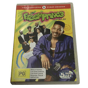 The Fresh Prince Of Bel Air DVD Season 1: The Complete First Season