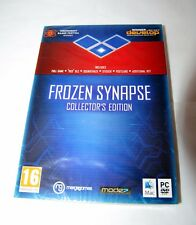 "Windows 7 XP Vista-PC Gioco ""Frozen Synapse"" - SIGILLATO Nuovo di zecca, GRATIS UK POST"