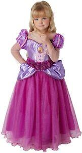 Costume Bambina Carnevale Rapunzel Premium Disney Rubie's -varie taglie
